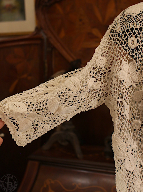 Antique Lace Cardigan
