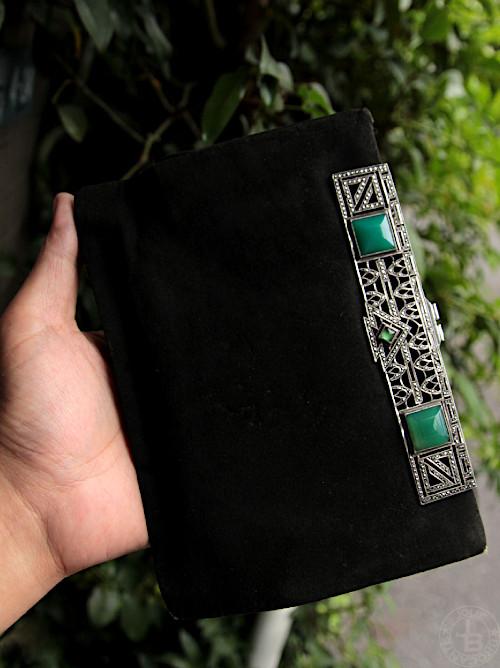 Art Deco Clutch Bag