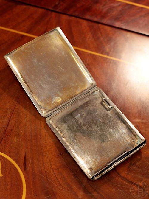 Art Deco Cigarette Case