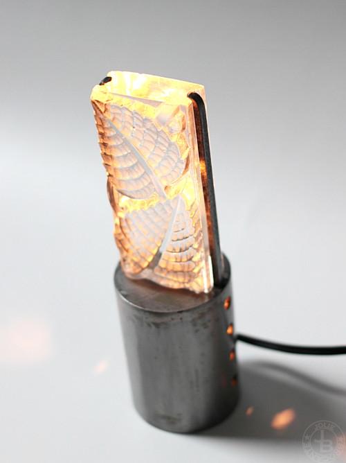 ラリック Charmes ランプ