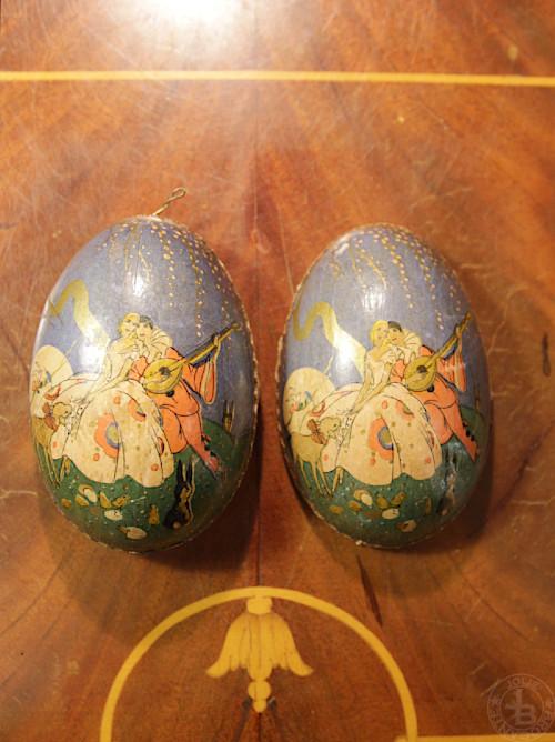 vintage Easter Egg Xavier Sager