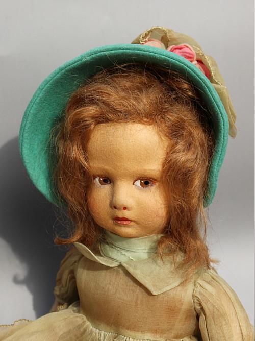 Lenci doll  44cm